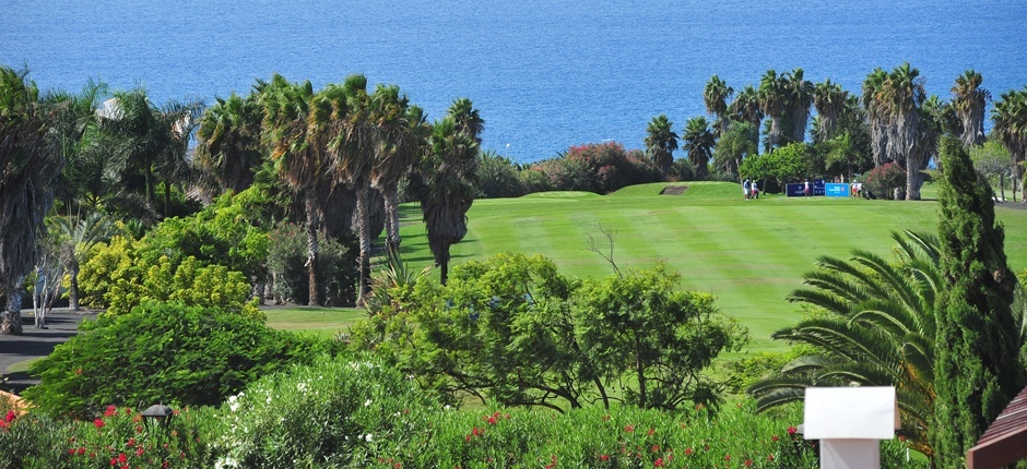 Golf Costa Adeje Campos de golf de Tenerife